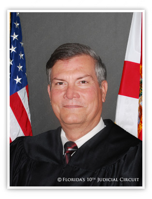 Portrait of Senior Judge J. David Langford