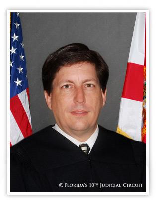 Portrait of Judge John K. Stargel