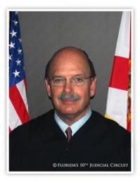 Portrait of Judge Marcus J. Ezelle