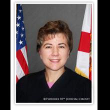 Portrait of Judge Cowden