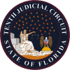 10th Circuit of FL Seal